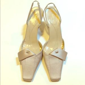 Kate Spade slingbacks. Size 8 great condition!